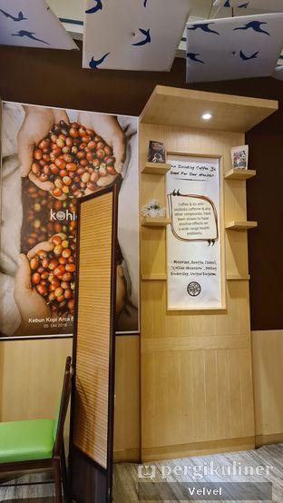 Foto review Kohicha Cafe oleh Velvel  5