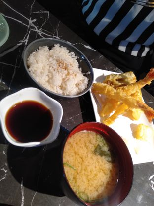 Foto 4 - Makanan(Tempura seto) di Gion Japanese Grill & Chill oleh Kata Mimo