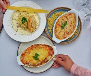 Foto 17 - Makanan di Maximo Resto & Garden - Puri Setiabudhi Residence Hotel oleh Mariane  Felicia