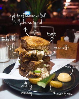 Foto Makanan di Djournal House