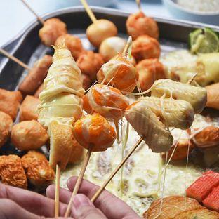 Foto 2 - Makanan di Sate Taichan Buah Batu oleh Desanggi  Ritzky Aditya