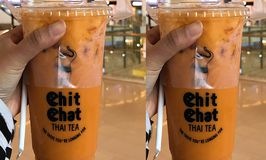 Chit - Chat Thai Tea