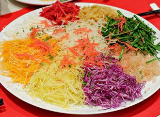 Fakta di Balik Yusheng, Salad Khas China yang Wajib Ada Saat Imlek
