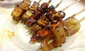 Sate Babi & Bakut Kota Indah
