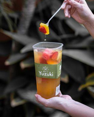 Foto review Yuzuki Tea oleh Stefanus Hendra 1