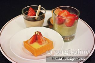 Foto review Signatures Restaurant - Hotel Indonesia Kempinski oleh NonaTukang Makan 3