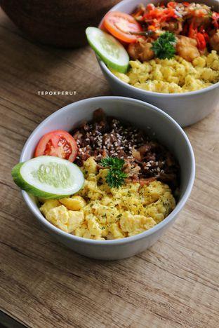Foto 3 - Makanan di Homey Koffee oleh Tepok perut