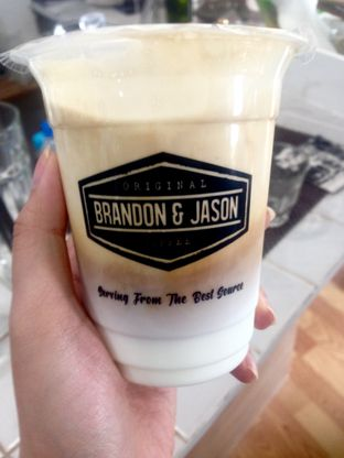 Foto 3 - Makanan(Ice Coffee Cream Brulee) di Original Brandon & Jason Coffee oleh Dianty Dwi