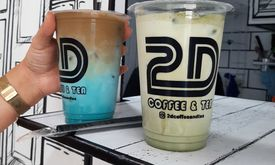 2D Coffee & Tea