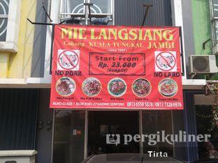 Foto review Mie Ayam Pangsit Langsiang oleh Tirta Lie 6