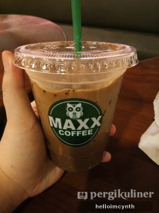 Foto review Maxx Coffee oleh cynthia lim 1
