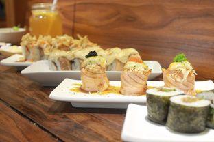 Foto review Umaku Sushi oleh Eka M. Lestari 5