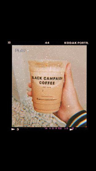 Foto review Black Campaign Coffee oleh Dinda Retmala 1