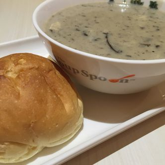 Foto Makanan di The Soup Spoon