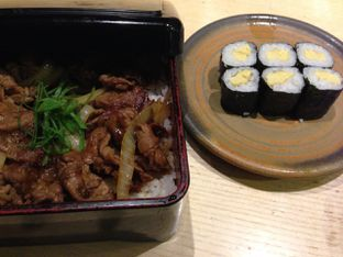 Foto 1 - Makanan di Sushi Tei oleh Review Dika & Opik (@go2dika)