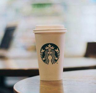Foto 1 - Makanan di Starbucks Coffee oleh deasy foodie