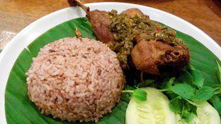 Foto 2 - Makanan(Bebek Sambal Ijo) di Bebek Kaleyo oleh Novita Purnamasari
