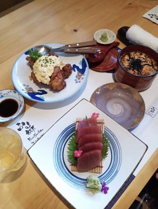 Foto 1 - Makanan di Furusato Izakaya oleh @eatfoodtravel