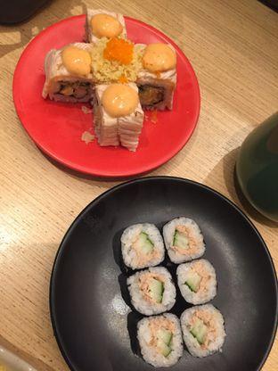 Foto 2 - Makanan di Sushi Tei oleh @Itsjusterr