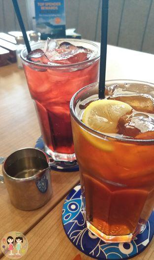 Foto 2 - Makanan(Blackcurrant & Ice tea) di Fish & Co. oleh Jenny (@cici.adek.kuliner)