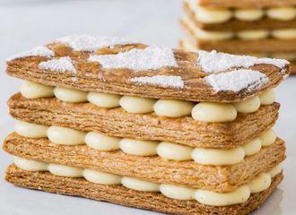 Mengenal Mille Feuille, Si Kue Perancis yang Populer di Indonesia!