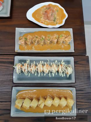 Foto review Baiza Sushi oleh Sillyoldbear.id  7