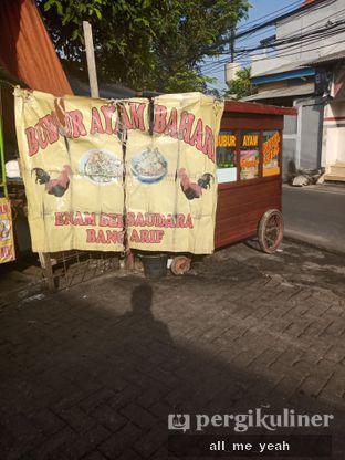 Foto review Bubur Ayam Bahari oleh Gregorius Bayu Aji Wibisono 4
