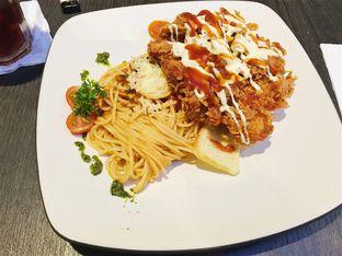 Foto 2 - Makanan di Tamani Kafe oleh carimakanapa