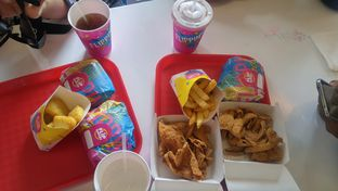 Foto review Flip Burger oleh Farah Rusyda Santoso 2