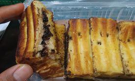 Roti Bakar Paris Van Java