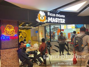 Foto review Fried Chicken Master oleh Icong  1