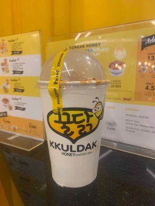 Foto review Kkuldak oleh inri cross 2