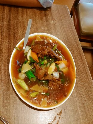 Foto - Makanan(Kangkung cah sapi) di Ta Wan oleh novi