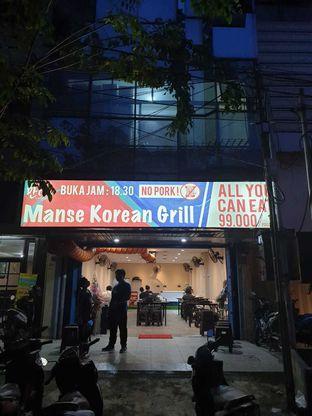 Foto 1 - Eksterior di Manse Korean Grill oleh Amrinayu