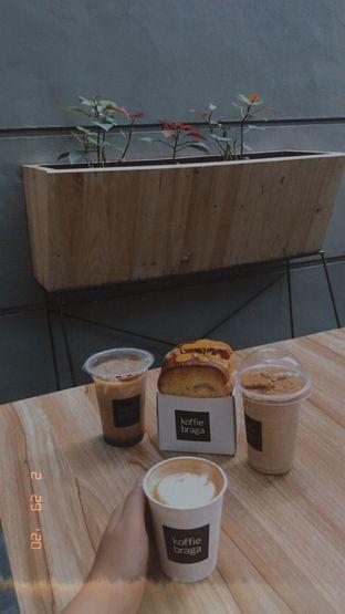 Foto 2 - Makanan di Koffie Braga oleh @qluvfood