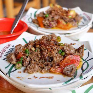 Foto - Makanan di Soto Betawi H. Mamat oleh Foodmentor (Andre & Natal)