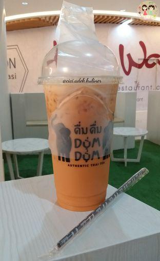Foto - Makanan(Thai tea) di Dum Dum Thai Drinks oleh Jenny (@cici.adek.kuliner)