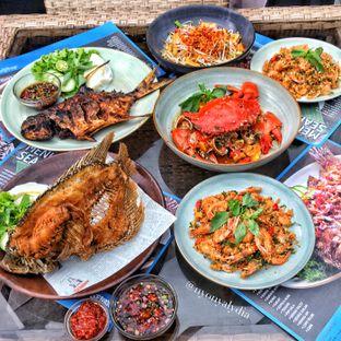 Foto review Sate & Seafood Senayan oleh Lydia Adisuwignjo 8