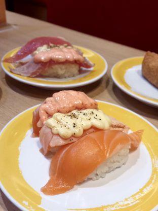 Foto 1 - Makanan(Sushi) di Genki Sushi oleh YSfoodspottings