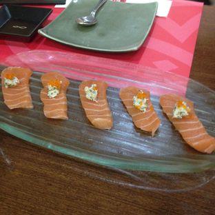 Foto review Shabu Nobu Sushi Nobu oleh Almira  Fatimah 5