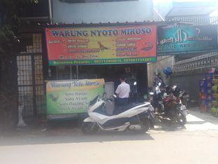 Foto review Warung Nyoto Miroso oleh Nurul Fitriya 3