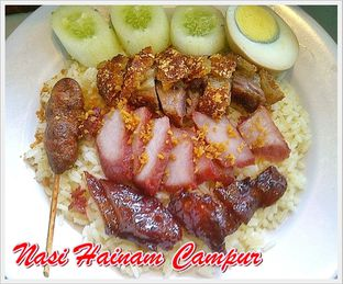 Foto 3 - Makanan di Bakmi Lontar Bangka oleh Santoso Gunawan