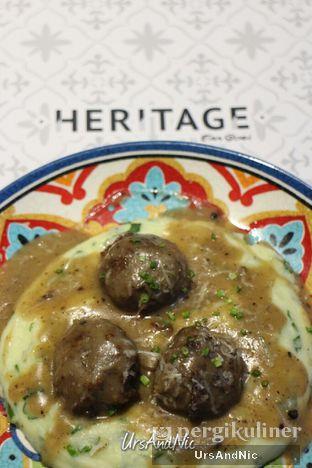 Foto 5 - Makanan di Heritage by Tan Goei oleh UrsAndNic