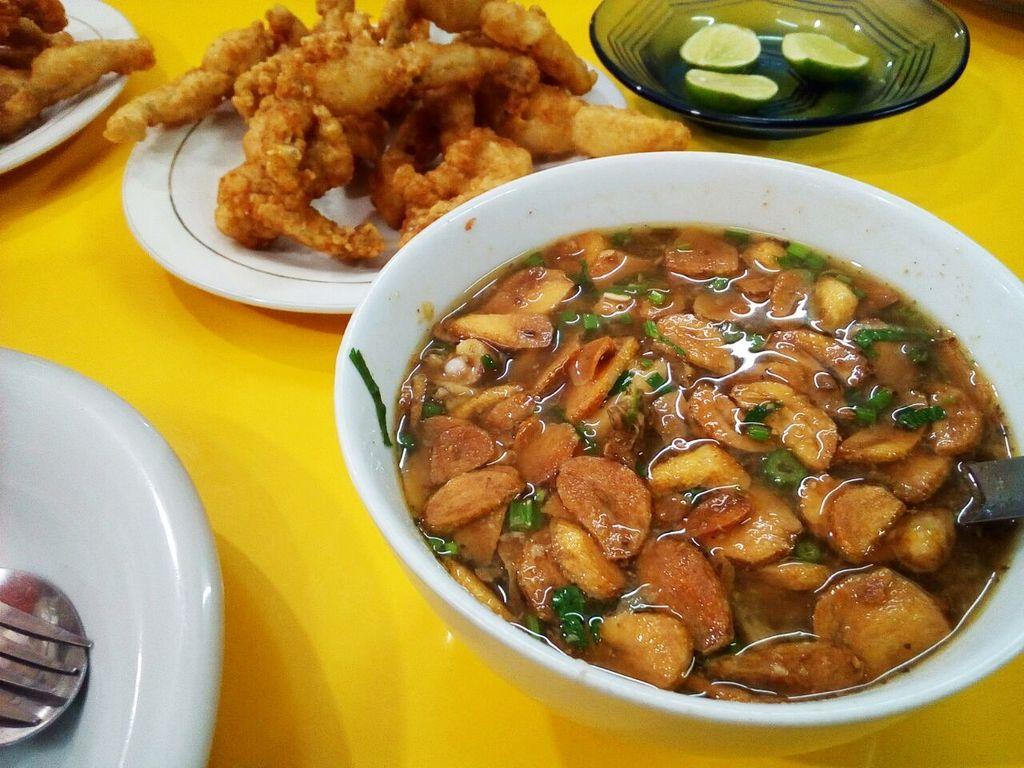 Peringkat 10 Restoran Tempat Makan Enak Di Taman Jajan Cbd Di Pergikuliner Com