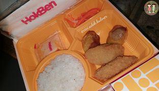 Foto Hoka hemat 3 di HokBen (Hoka Hoka Bento)