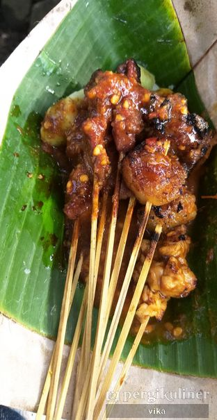 Foto 1 - Makanan di Sate Jando oleh raafika nurf