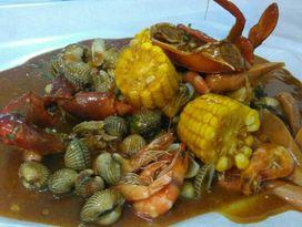 foto Perang Kerang - Barbarian Seafood House Restaurant