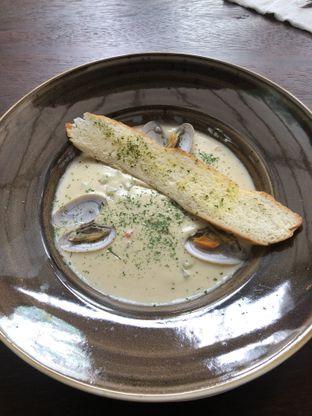 Foto 3 - Makanan(Clam chowder soup) di Jenderal Kopi Nusantara Buwas oleh fify s