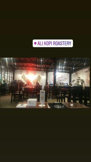 Foto review Ali Kopi Roastery oleh @kulinerjakartabarat  3