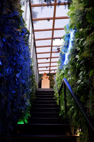 Foto 14 - Interior di Bleu Alley Brasserie oleh yudistira ishak abrar